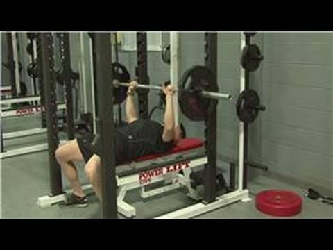 Piramit Bench Press Egzersiz Yapmak İçin Nasıl Kol Ve Göğüs Egzersizleri :