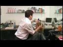 Kıvırcık Saç Kesimi Ve Saç Modelleri: Kıvırcık Saç Kesimi: Geri Katmanları Kesmek