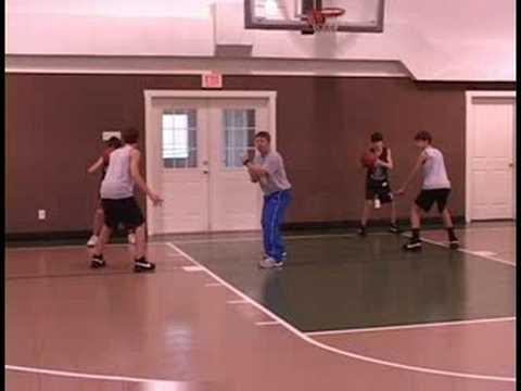 Basketbol Top Sürme: Basketbol Top Sürme: Geri Çek