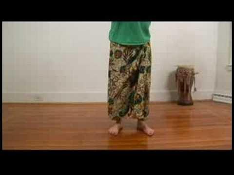 Gelişmiş Senegalli Sabar Dans Kombinasyonları: Senegalli Sabar Dans: Shimmy Ve Atlama Kombinasyonları