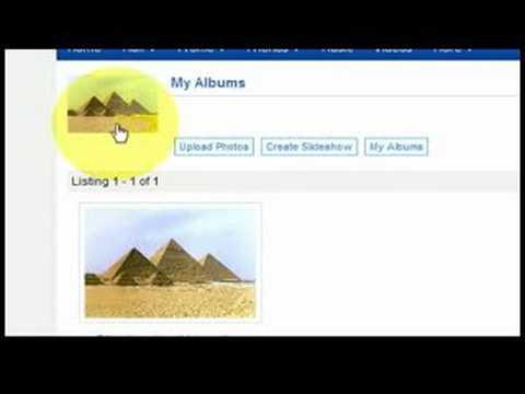 Myspace Kullanarak: Nasıl Profil Resmi İçin Myspace Sayfanızı Değiştirmek İçin
