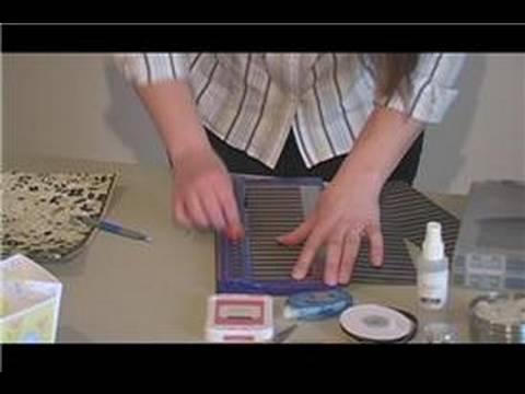 Nasıl BİR 12X12 Kutusu Muamelesi Yapmak : Tedavi Kutusu: Cut B&T 1