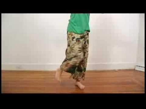 Senegalli Sabar Dans Temelleri: Senegalli Sabar Dans: Ayak Ve Bacak Hareketleri