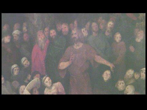 Anlayış Sanat Yoluyla Budapeşte Güzel Sanatlar Müzesi: Bölüm I: Anlayış Sanat: Pieter Bruegel Yaşlı