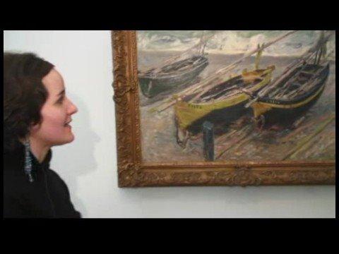 Anlayış Sanat Yoluyla Budapeşte Güzel Sanatlar Müzesi: Bölüm Iı: Anlayış Sanat: Monet