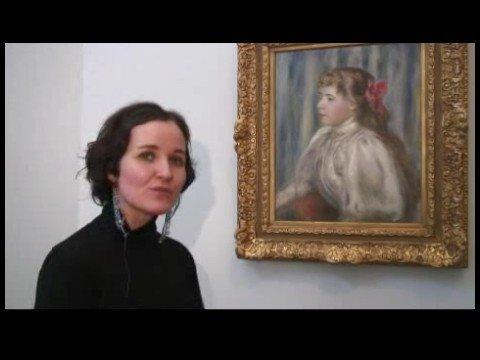 Anlayış Sanat Yoluyla Budapeşte Güzel Sanatlar Müzesi: Bölüm Iı: Anlayış Sanat: Pierre Auguste Renoir
