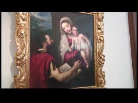 Budapeşte Güzel Sanatlar Müzesi İle Sanat Anlayışı: Bölüm I : Anlama Sanatı: Titian Tarzı