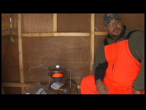 Buz Balıkçı Barınakları : Buz Balıkçı Barınağı Yemek: Levrek Buğulama