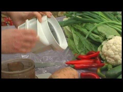 Yapma Yemeklik Bitkisel Düzenlemeler : Yemeklik Bitkisel Düzenleme: Kök Sebze Hazırlama