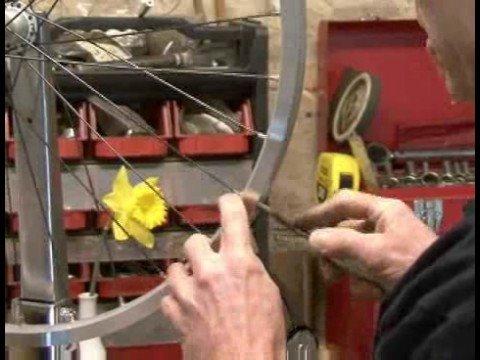 Bisiklet Tekerleği Gerilimi Nasıl Bisiklet Tekerlek Binası :