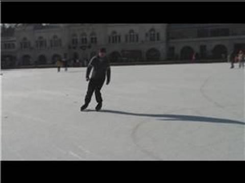 Gelişmiş Buz Pateni İpuçları: Gelişmiş Buz Pateni: Geriye Dönük Crossover Egzersiz