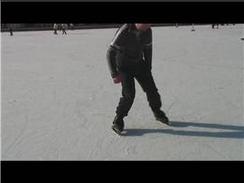 Gelişmiş Buz Pateni İpuçları: Gelişmiş Buz Pateni: İpuçları Durdurma