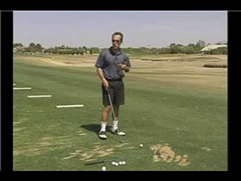 Golf Kulüpleri İle Çizim : Golf: Beş Tahta İle Çizim