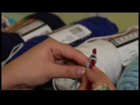 Nasıl Bir Sepet Örgüsü Deseni Tığ İşi: Zincir Sepet Örgüsü Tığ İşi Deseni İçin Başlangıç