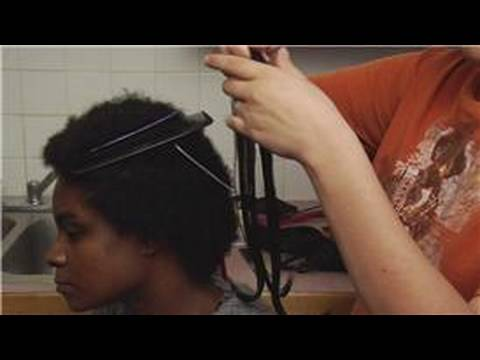 Örgülü Saç Satırları Uzantıları : Saç Uzantıları İle Satır Örgü