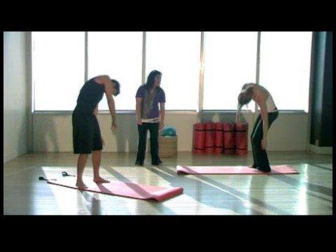 Pilates Uzatır & İş : Pilates Boyun Ve Vücut Rulo
