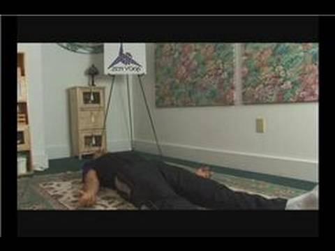 Zen Yoga Nefes : Yoga Temel Nefes Yatarken Zen