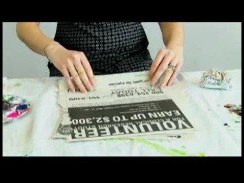 Çocuk\'s El Sanatları: Gazete Yılan : Sanat Ve El Sanatları Gazetesi İçin Kullanır