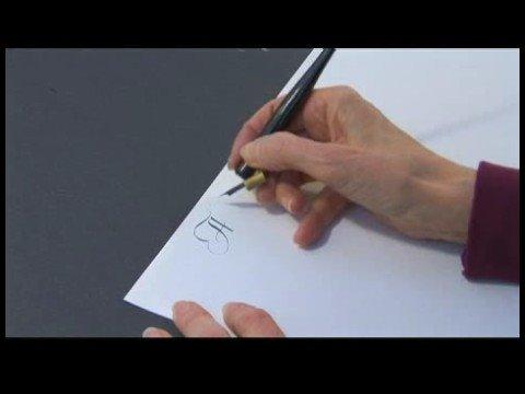 El Yazısı Harfler, Araçları Ve Malzemeleri: Hat Araçları: Sivri Uçlu Kalem