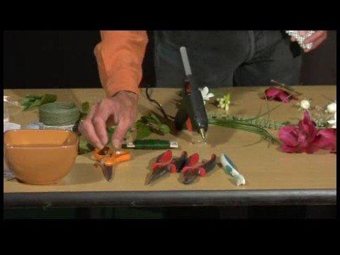 İpek Çiçekler & Buket : İpek Çiçek Malzemeleri
