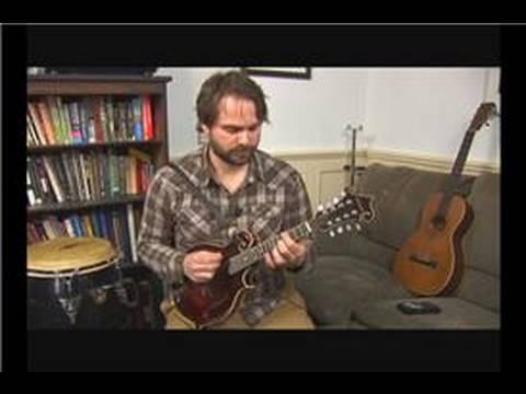 İrlandalı Jig Mandolin Müzik Dersleri : Jig Mandolin Üçlü Egzersizleri