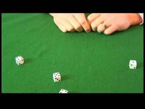 Nasıl Oyun Çubuğu Zar Yapılır: Çubuk Zar: Eller Üzerinde Geliştirmek İçin Arıyorsunuz