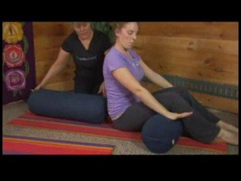Restoratif Yoga Poses: Onarıcı Yoga Ceset Poz