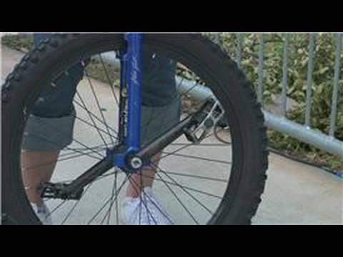 Tek Tekerlekli Sirk Bisikletine İçin Başlangıç: Tek Tekerlekli Sirk Bisikletine Krank Uzunluğu Toplama