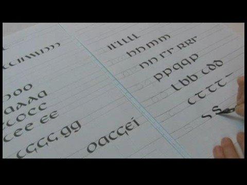 Uncial El Hat İpucu: Uncial Hat İpuçları: S
