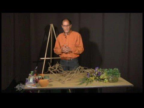 Yapma İpek Çiçek Çelenk : İpek Çiçek Çelenk Tasarımları