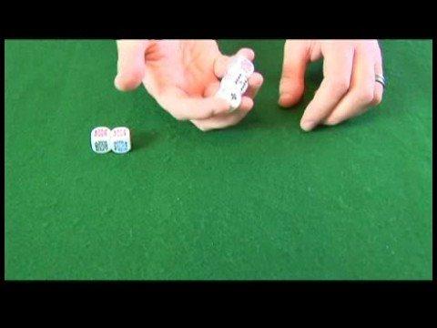 Zarlı Poker Oynamayı: Poker Dice Oyuncu Döner