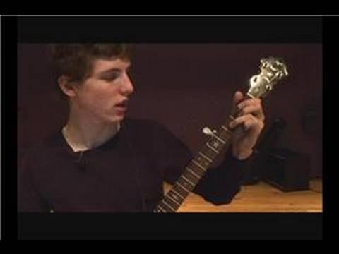 Banjo Yalıyor : Banjo: G Blues Lick 1 Varyasyon