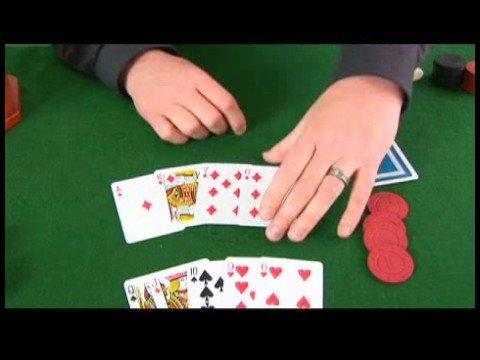 Five-Card Draw Poker : Beraberlik Oynamak İçin Five-Card Draw:
