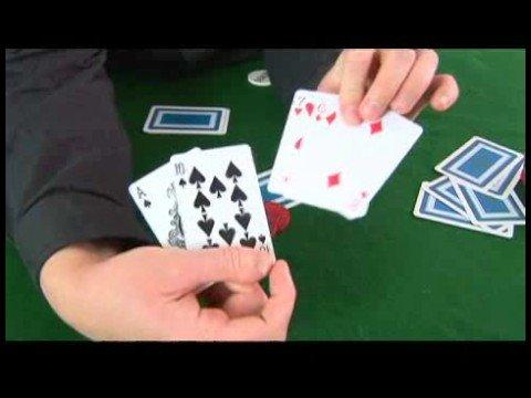 Five-Card Draw Poker Beş Kartlı İlgili Draw: Çizmek