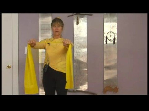 Pilates Theraband Egzersizleri : Pilates Theraband Egzersizleri: Kol Çeker