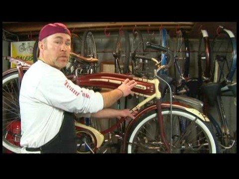 Vintage Balon Lastik Bisiklet : Tanımlayıcı Vintage Balon Lastik Bisiklet