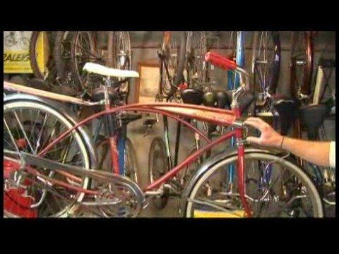Vintage Orta Siklet Bisiklet : Tanımlayıcı Vintage Orta Siklet Bisiklet