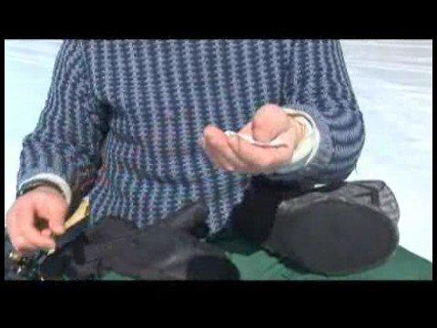Buz Balıkçılık Becerileri : Buz Balıkçılık Beceri: Sıcak Tutmak