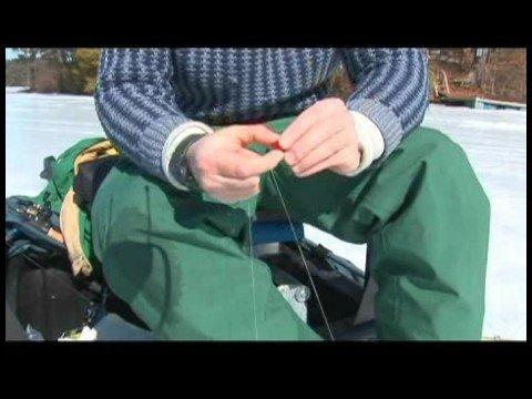 Buz Balıkçılık Becerileri : Buz Balıkçılık Becerileri: Bir Bobber Kullanarak