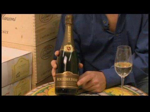 Köpüklü Şarap Türleri: California Köpüklü Şarap Üzüm