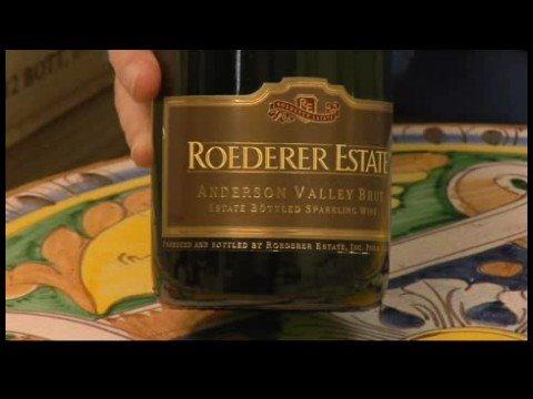Köpüklü Şarap Türleri: Kaliforniya Köpüklü Şaraplar