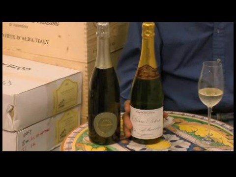 Köpüklü Şarap Türleri: Köpüklü Şarap Üretim