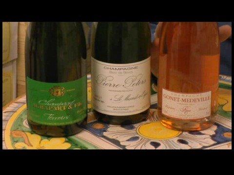 Köpüklü Şarap Türleri: Üretici Şampanyalar