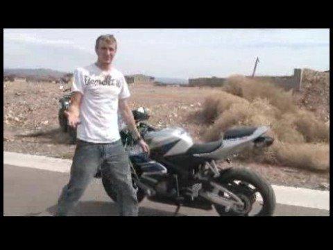 Motosiklet Binme Temelleri: Motosiklet Bakım
