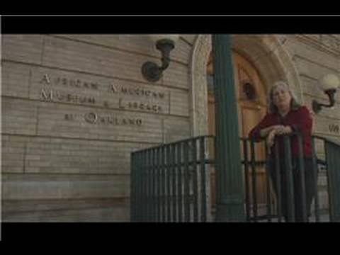 Oakland, California Tarihi Yerler: Oakland, Kaliforniya: Afro-Amerikan Kütüphanesi