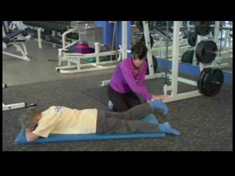 Ortak Direnç Egzersizleri : Ortak Direnç Egzersizleri: Bacak Streç