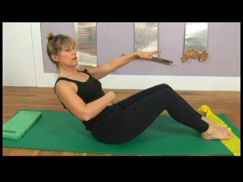 Pilates Egzersizleri : Pilates Egzersizleri: Ab Hazırlık