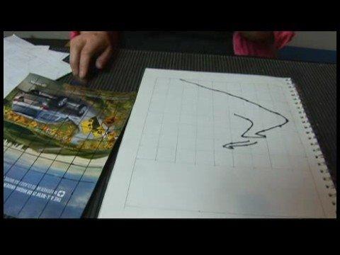 Sanat Teknikleri: Resim Kopyalama Ve Desenler Oluşturmak İçin Kılavuzlar : Resimler İçin Izgaralar: Görüntü Büyütme