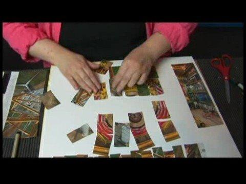 Sanat Teknikleri: Resim Kopyalama Ve Desenler Oluşturmak İçin Kılavuzlar : Resimler İçin Izgaralar: Görüntüleri Birleştirerek