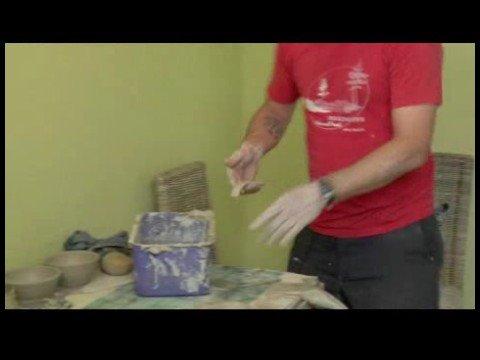 Seramik Hatırı Bir Set yapmak : Seramik Hatırı Seti: Bağlama 2. İdare